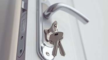 Re-keying of a Dead Lock in the Area